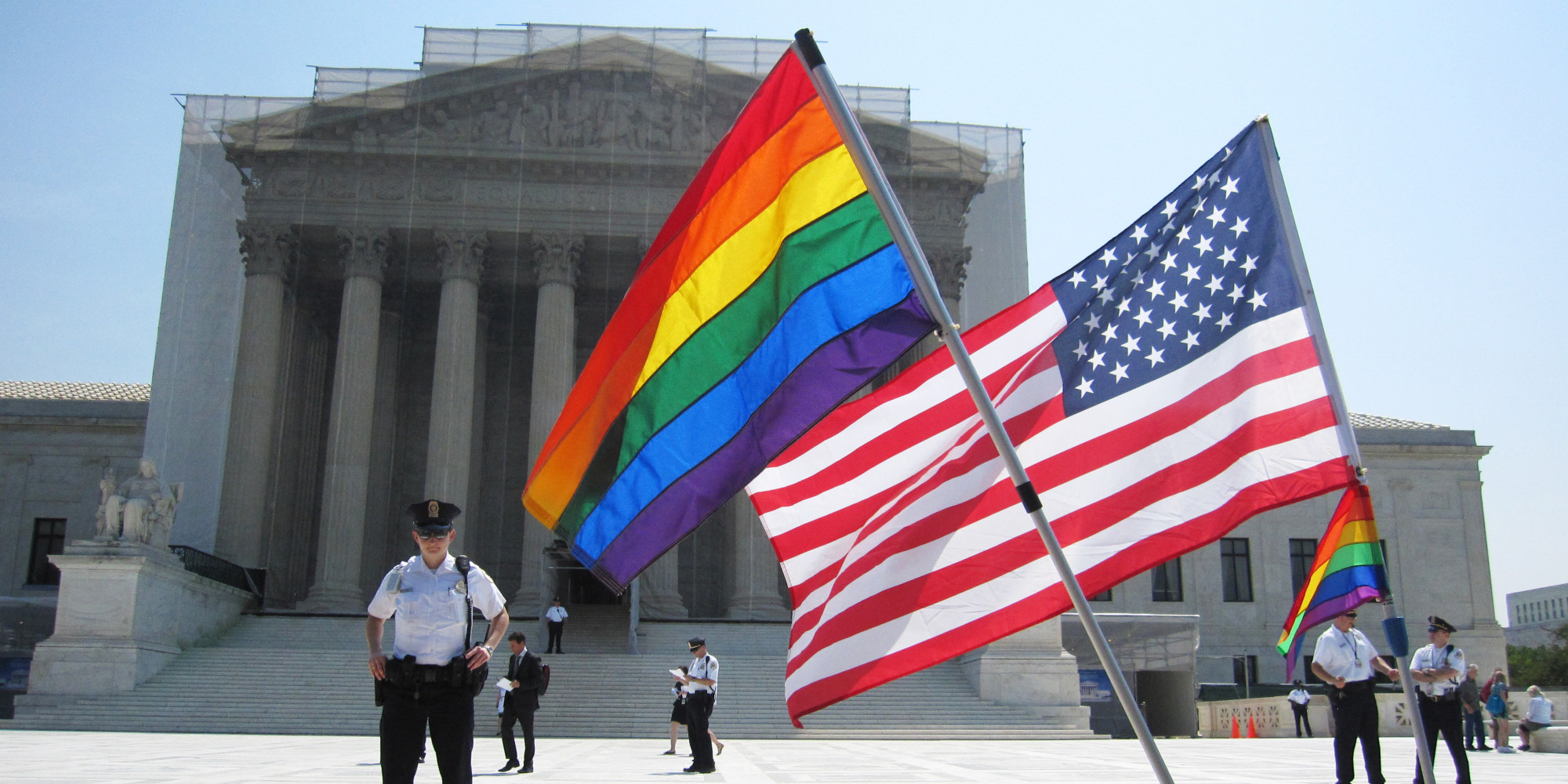 gay marriage in america It was possible for the justices to rule that it's unconstitutional to deny gay couples all of in legalizing gay marriage gay marriage in america.