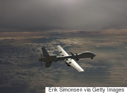 Melding the Overt With the Covert in Drone Warfare