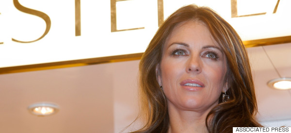 Liz Hurley On The Grandmother Who Inspired Her To Fight Breast Cancer