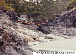Tofino Resort Bucks B.C. Trend And Remains Locally Owned