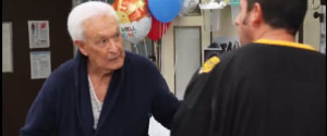 BOB BARKER ADAM SANDLER FIGHT