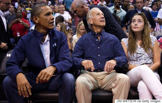 barack obama basketball game