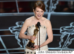 Julianne Moore On Success And Why She 'Absolutely' Considers Herself A Feminist