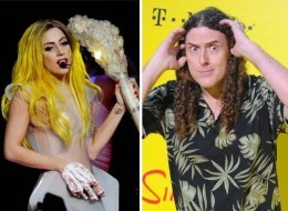 Weird Al Lady Gaga