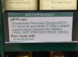 Honest Wine Labels Describe Which Drinks Pair Best With Divorce Papers, And Other Situations