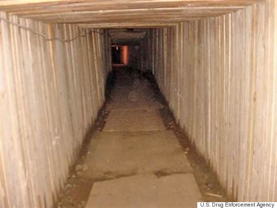 aldergrove drug tunnel
