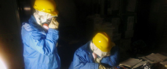 JAPAN NUCLEAR WORKERS