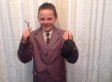 Boy, 11, Dressed As Erotic Character From Fifty Shades Of Grey Excluded From World Book Day