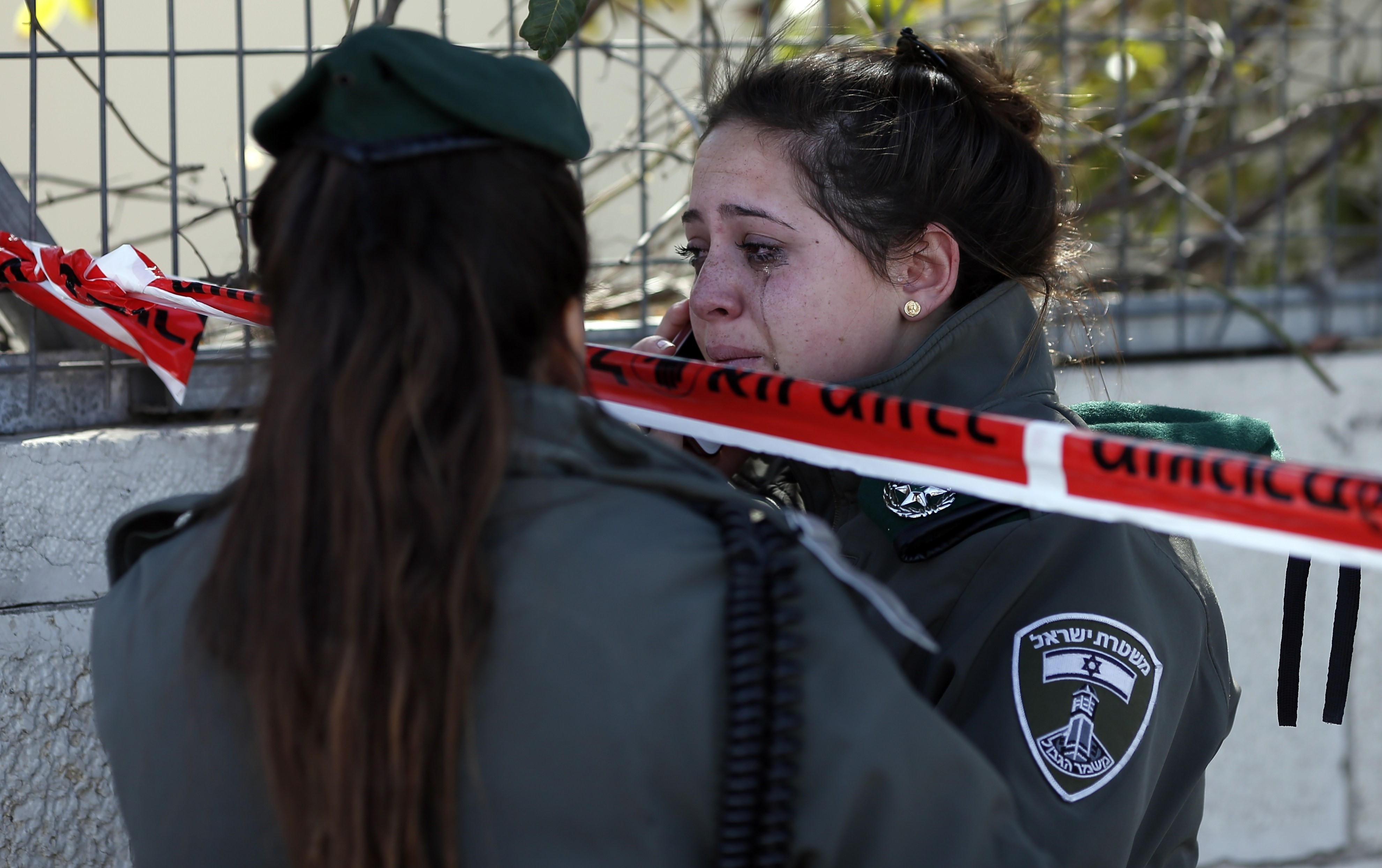 east jerusalem attack