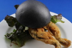 Frog burger | Pic: Orbi
