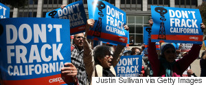 JERRY BROWN FRACKING