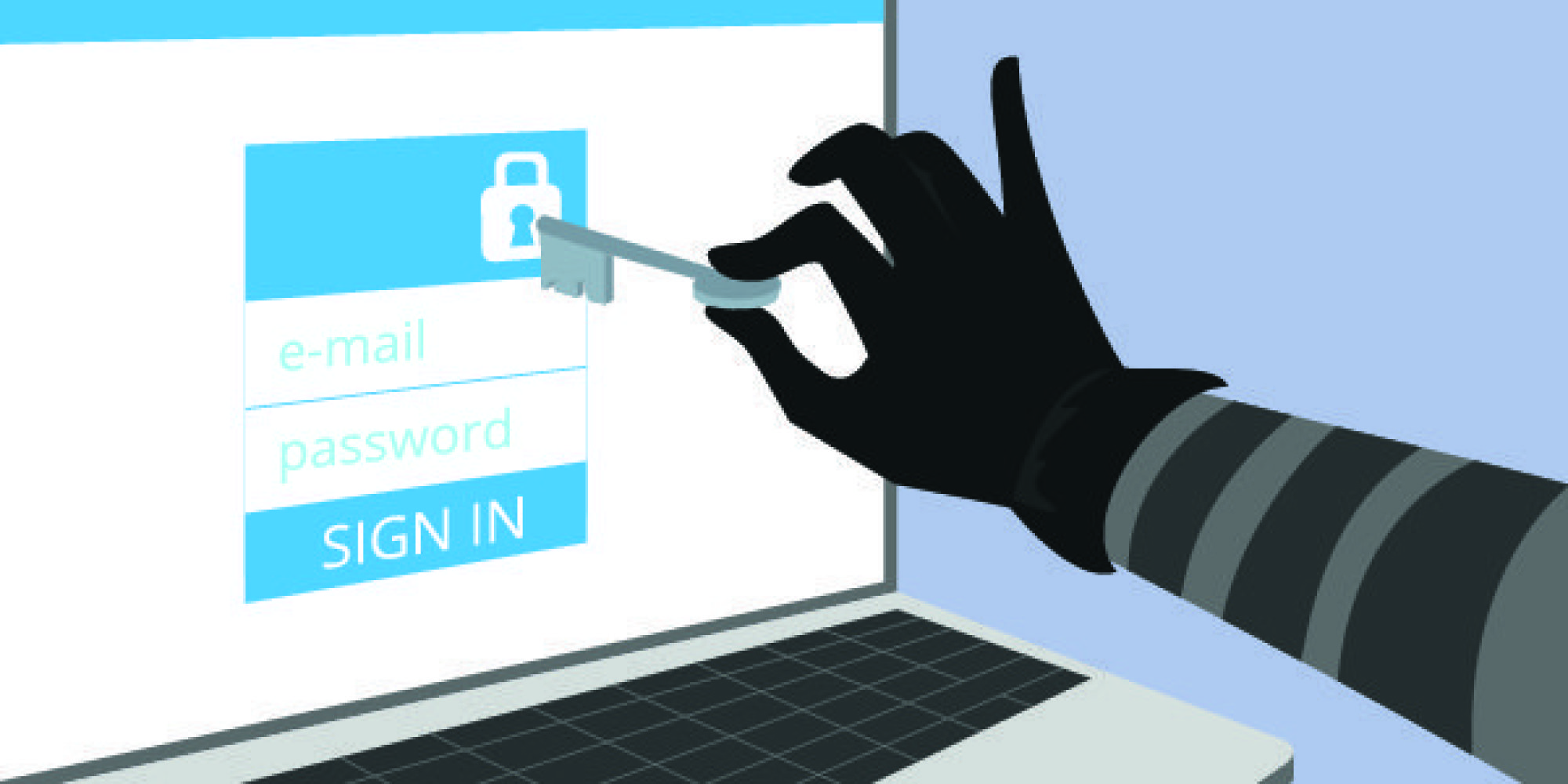 how to catch a hacker on email