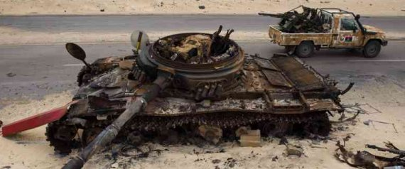 LIBYA REBEL NEWS