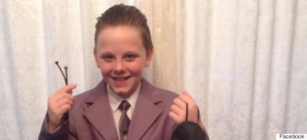 Student Sent Home For Dressing Up As Christian Grey