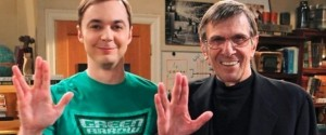 LEONARD NIMOY BIG BANG
