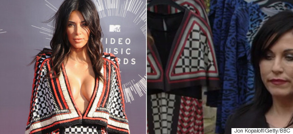 Turns Out Kim K Loves A Bargain Too...