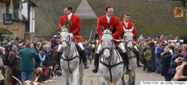 Cameron Offers To Repeal Fox Hunting Ban In Sop To The Countryside