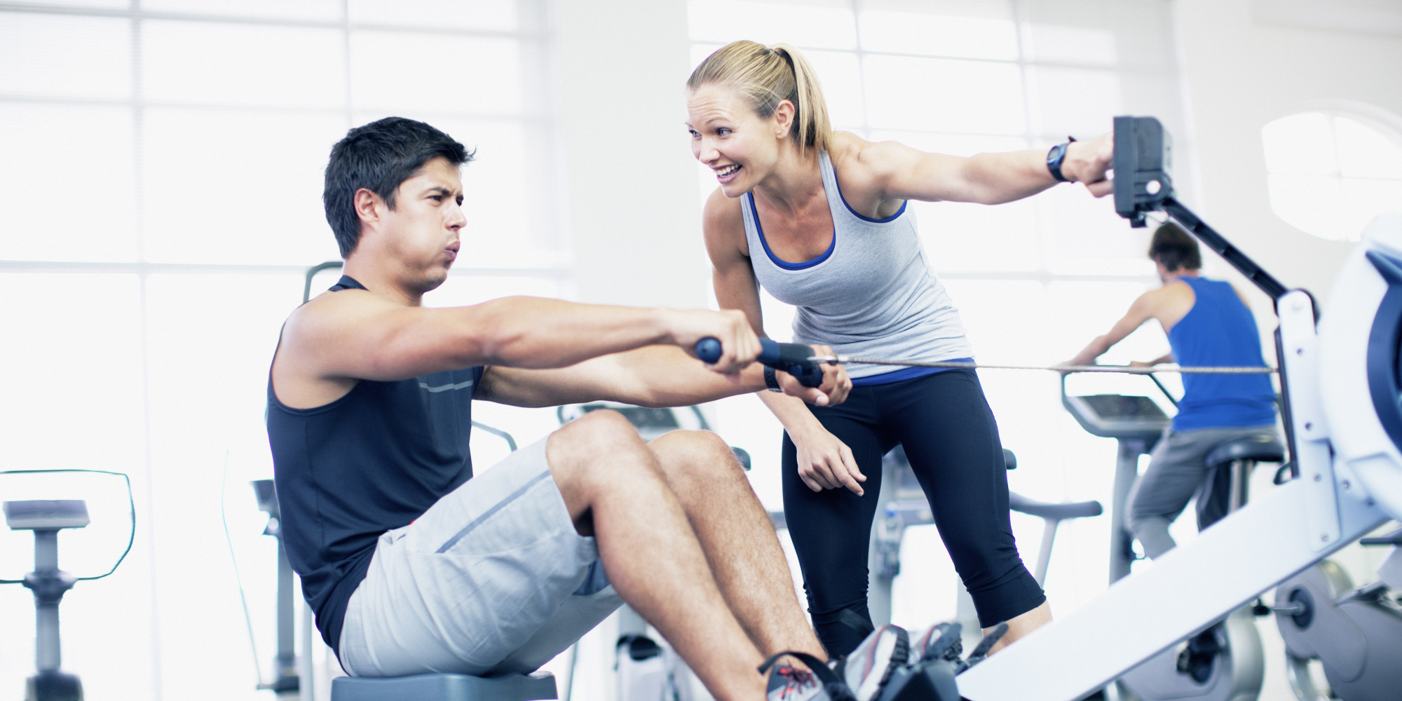 Top 5 Reasons To Hire A Pro Personal Fitness Trainer At