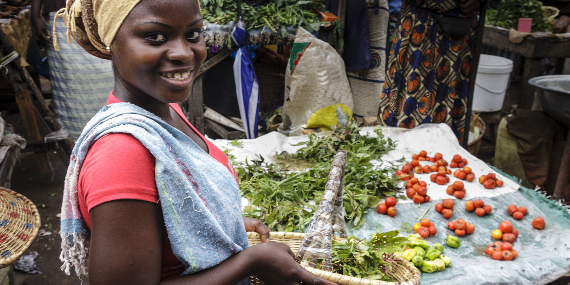 Senegalese Women Turn Once Devastating Floodwaters Into