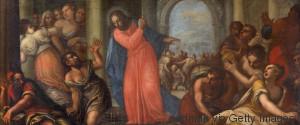 JESUS TEMPLE