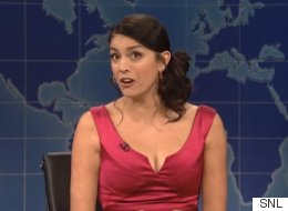 Weekend Update's 'Girl At A Party' Wants To Talk To You About ISIS And Stuff