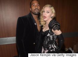 Madonna Calls Kanye The 'Black Madonna'