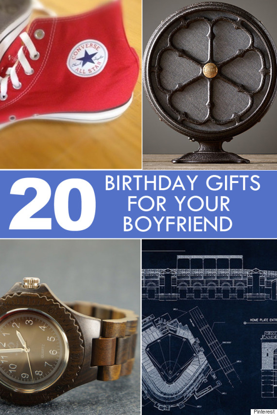 Birthday gifts for boyfriend what to get him on his day for Presents for boyfriends birthday