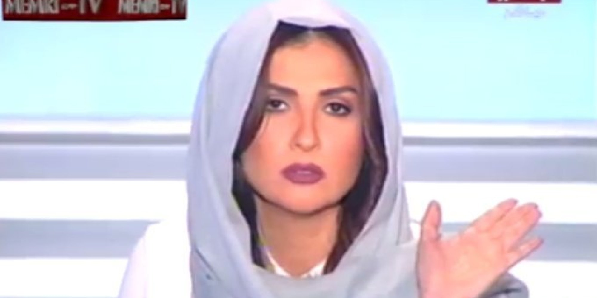 la plus belle journaliste arabe