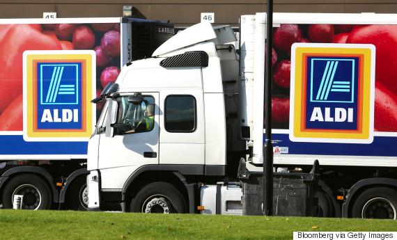 aldi truck