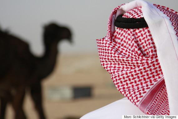 Preman di Saudi Arabia?