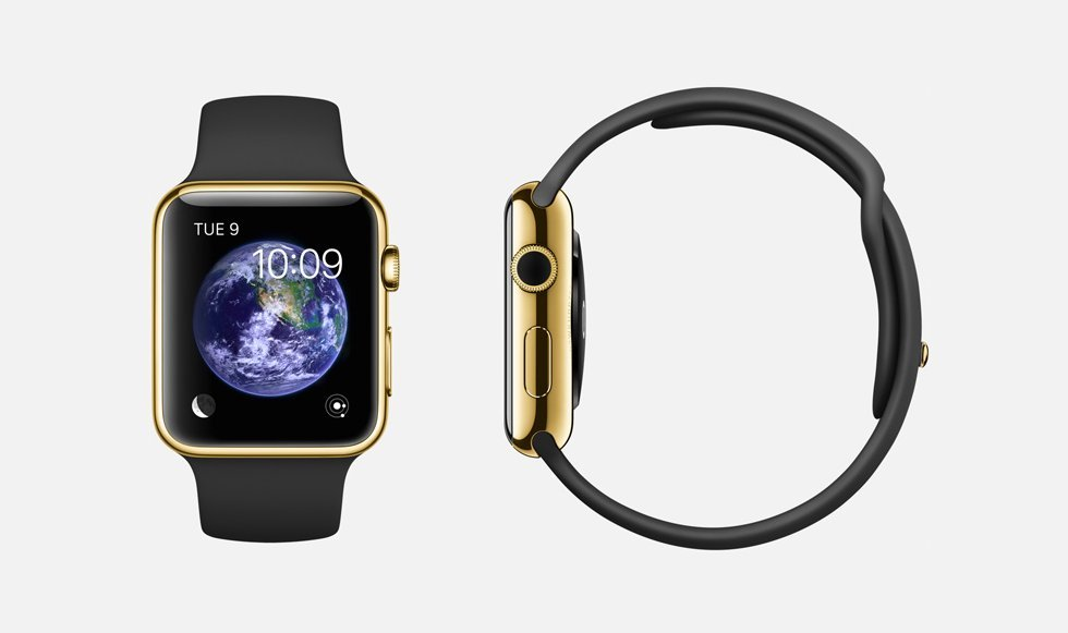 gold apple watch price