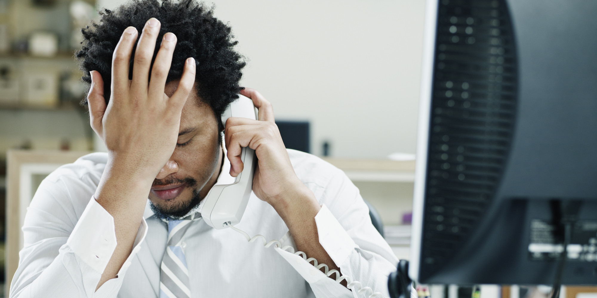 unable to concentrate around noisy colleagues  it could be