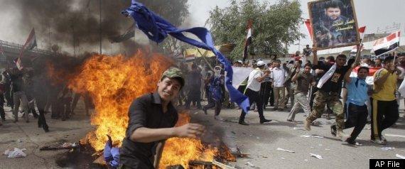IRAQ US SOLDIERS KILLED