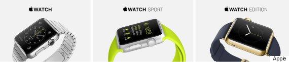 gold apple watch price