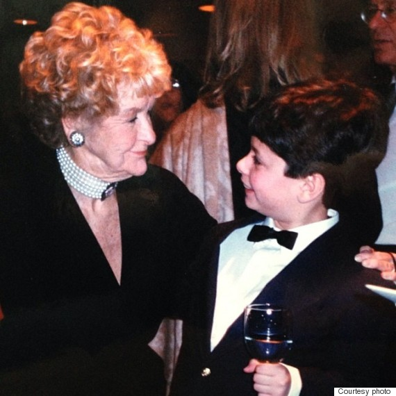 paul iacono elaine stritch