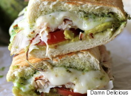 13 GIFs That Prove Sandwiches Are Truly Beautiful