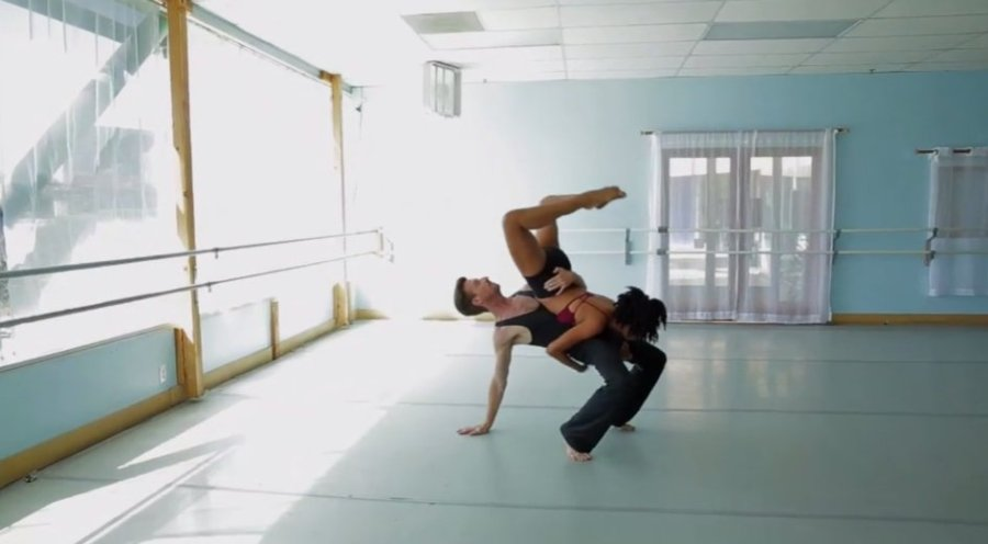 This Staggering Ballet Duet Set To Sam Smith's 'Stay With Me' Is Just Daaaaamn