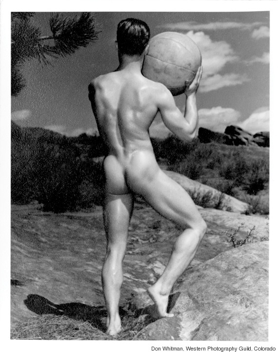 Beefcake takes a look back at the golden age of muscle men nsfw