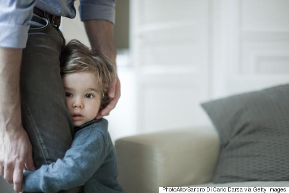 protecting child