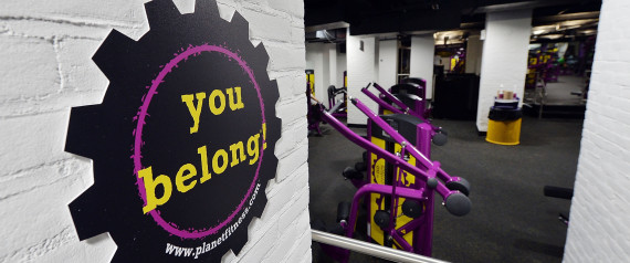 planet fitness gay
