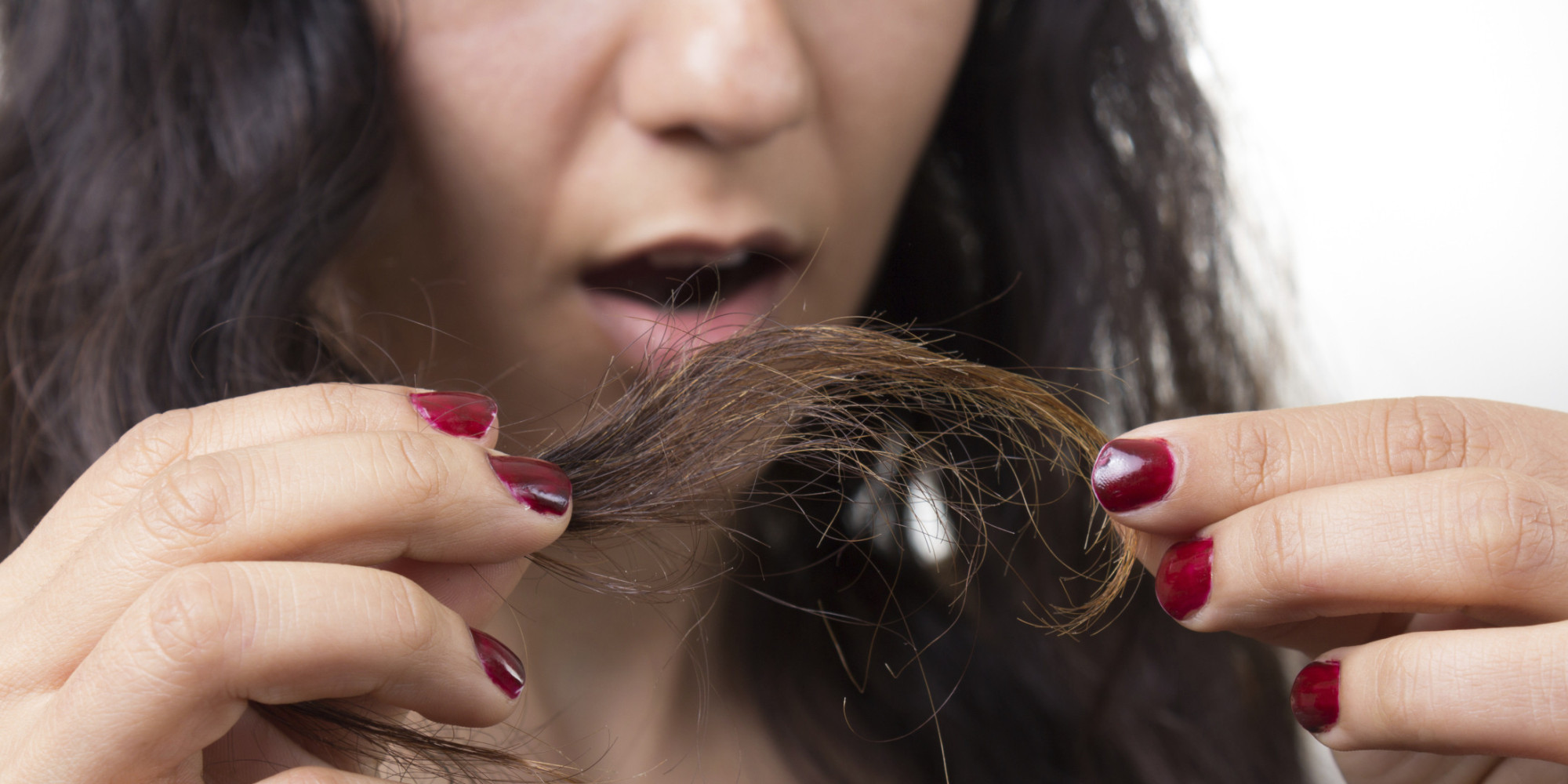 Home Remedies For Dry Damaged Split Ends