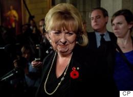 Wallin Defrauded Senate, RCMP Alleges