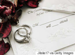 Why A Paper Wedding RSVP Card Is Still The Way To Go (Even In 2015)