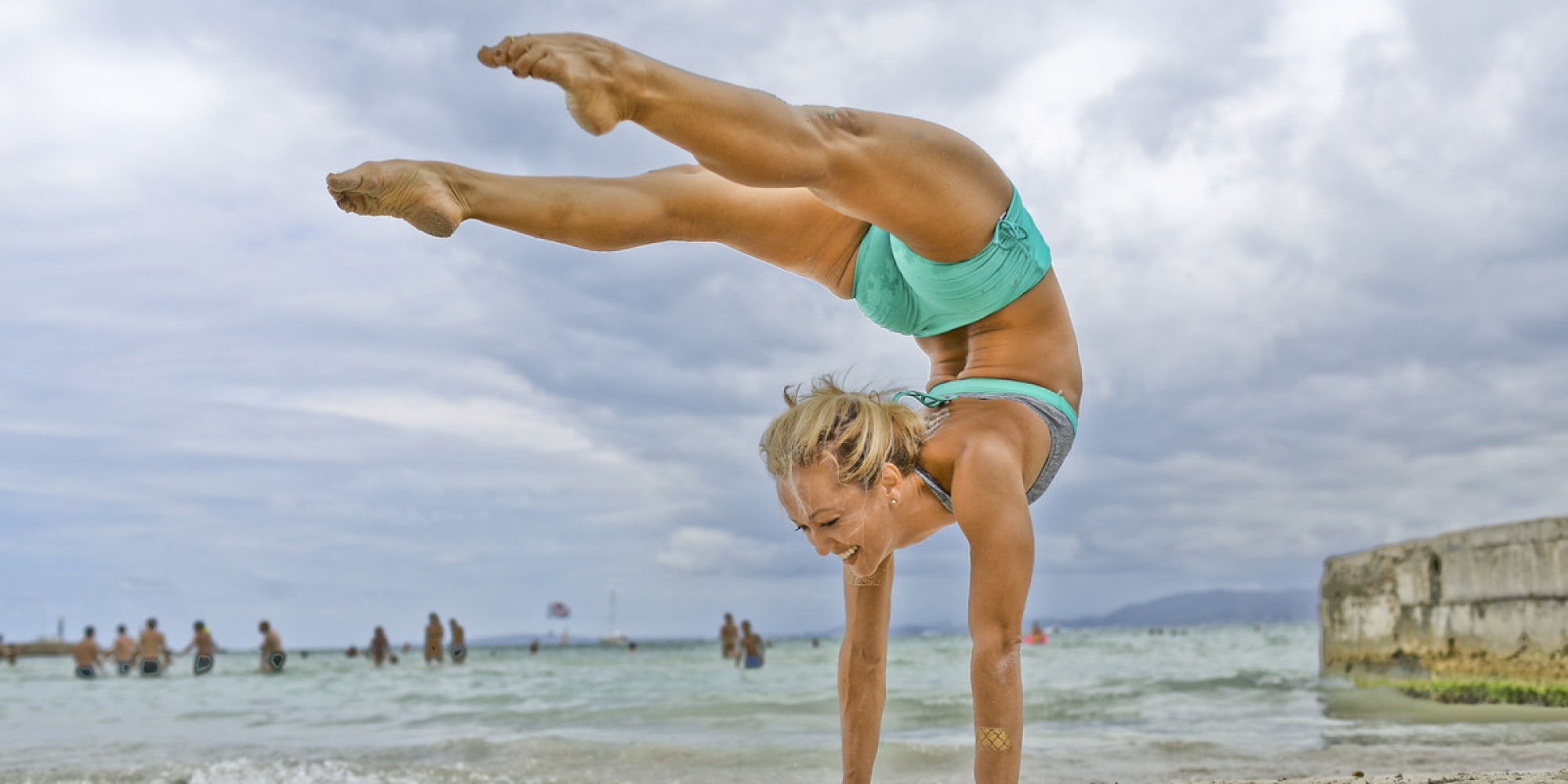 This yogi s instagram account will make you want to do handstands all