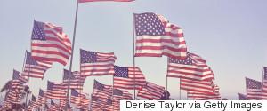 AMERICAN FLAG CALIFORNIA