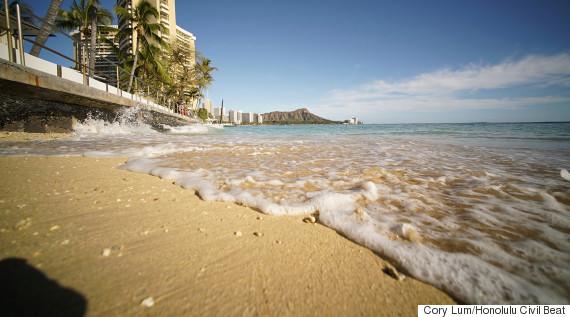 waikiki beach wide