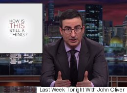 John Oliver Perfectly Tears Apart The Idea Of Daylight Savings Time