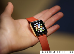 Why The Apple Watch Costs So Much (Possibly)