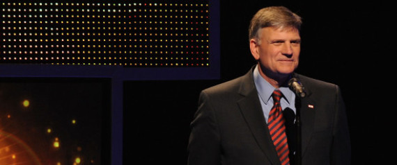 Franklin Graham Obama