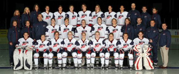 Usa Womens Hockey